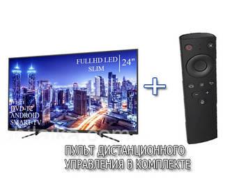"""Телевізор JVC 24"""" +Пульт Д,У Smart-TV FullHD T2 USB Гарантія 1 РІК"""