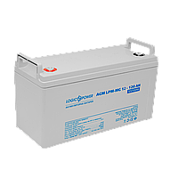 Акумулятор мультигелевый AGM LogicPower LPM-MG 12 - 120 AH