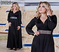 Платье женское 1021дг БАТАЛ