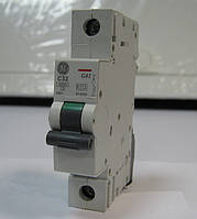 Автоматический выключатель GE 1р 32А General Electric