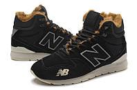 Зимние кроссовки New Balance 996  black