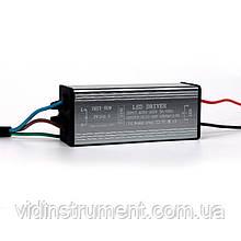 ElectroHouse LED драйвер 50W input 85-265V; output 25-36V