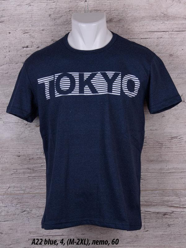 Чоловіча молодіжна футболка