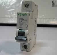 Автоматический выключатель  1р 40А Schneider Electric