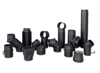 Стальные трубы 2мм (чёрные)