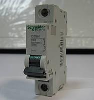 Автоматический выключатель  1р 63А Schneider Electric