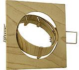 Точечный светильник MR16 505A W5 (квадрат), фото 5
