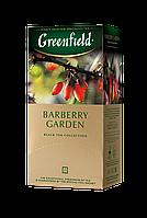 /Чай черный 15г*25 пакет Barberry Garden GREENFIELD