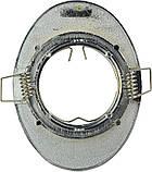 Точечный светильник MR16 618A WH белый, фото 3