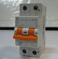 Автоматический выключатель GE 2р 10А General Electric