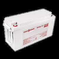 Аккумулятор гелевый  LP-GL 12 - 150 AH SILVER, фото 1