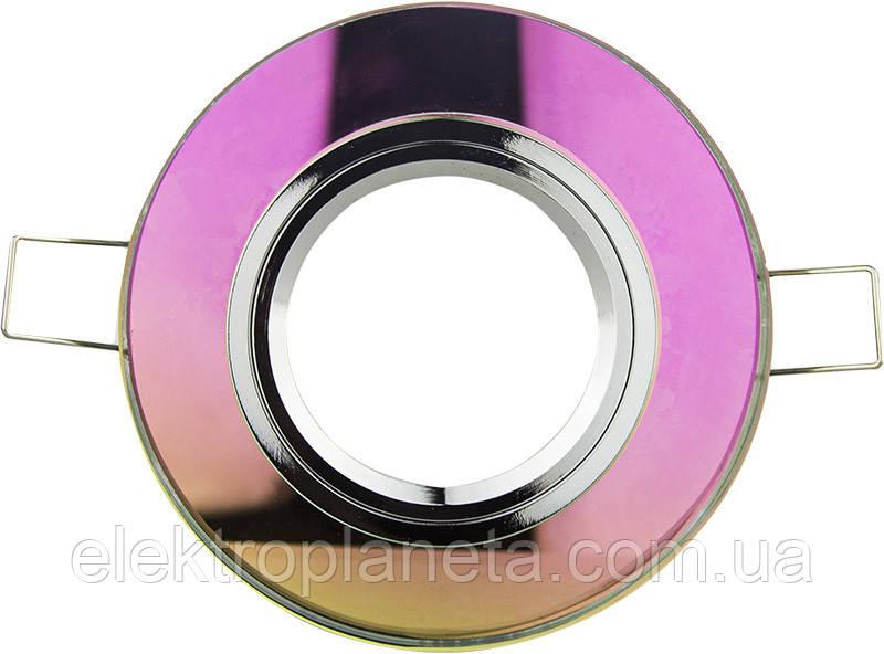 Точечный светильник MR16 RG002  CH/MIX  мультиколор