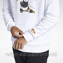 Свитшот Reebok Classic x Kung-Fu Panda Crew H18408 2021, фото 2