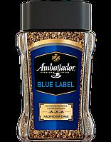 /Кофе растворимый 190г*8 стклб Blue Label AMBASSADOR (7612)