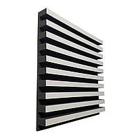 Акустична панель Ecosound EcoComb white 53 50х50 см Білий