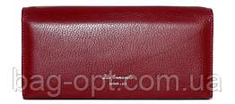 Женский кошелек из натуральной кожи Las Fernando (18.5x10 см)