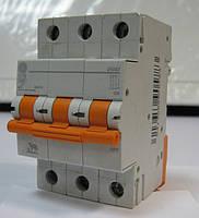 Автоматический выключатель GE 3р 10А General Electric