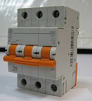 Автоматический выключатель GE 3р 16А General Electric