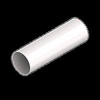 Труба водосточная INES 80 мм, водосточная система INES, Цвет RAL 9010 белый, фото 1