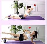 Тренажер для пресса, крепление для ног на присоске TM-125, Тренажер для фитнеса, Тренажер для похудения, фото 4