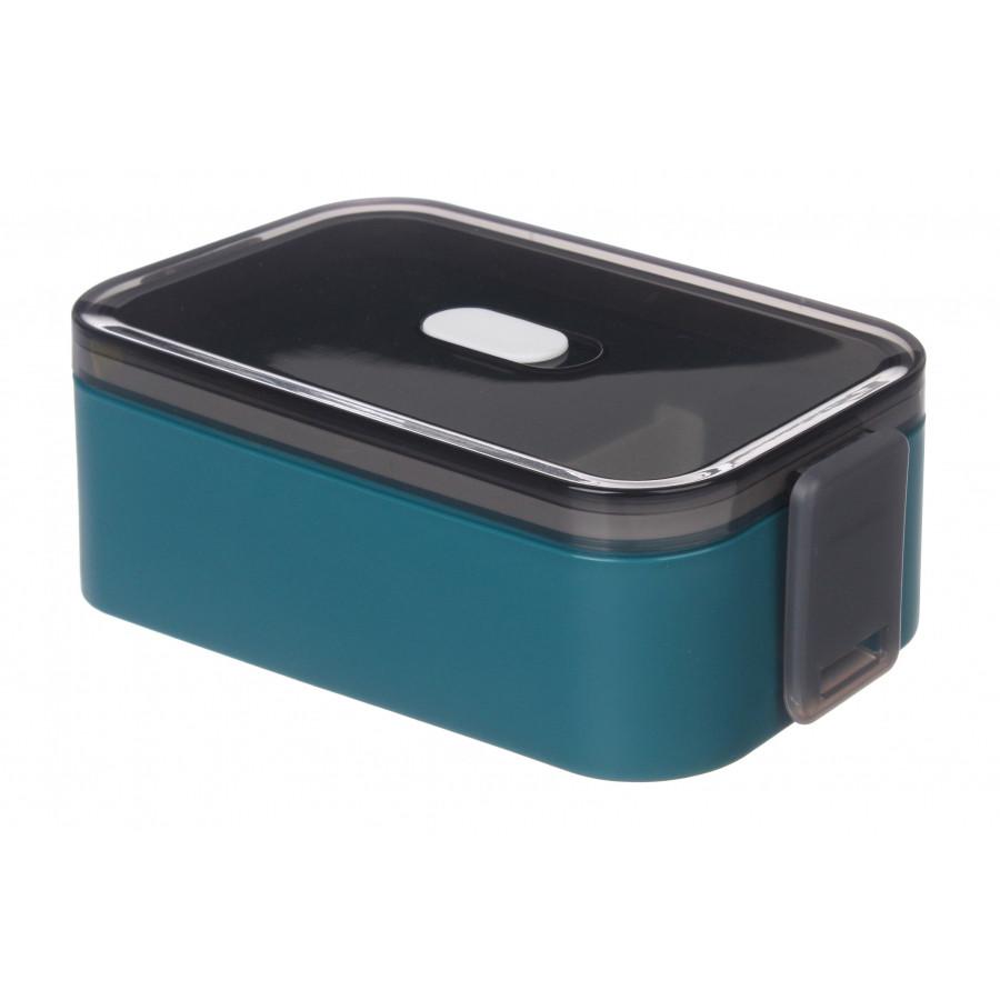 Ланч-бокс 6401-948, зеленый
