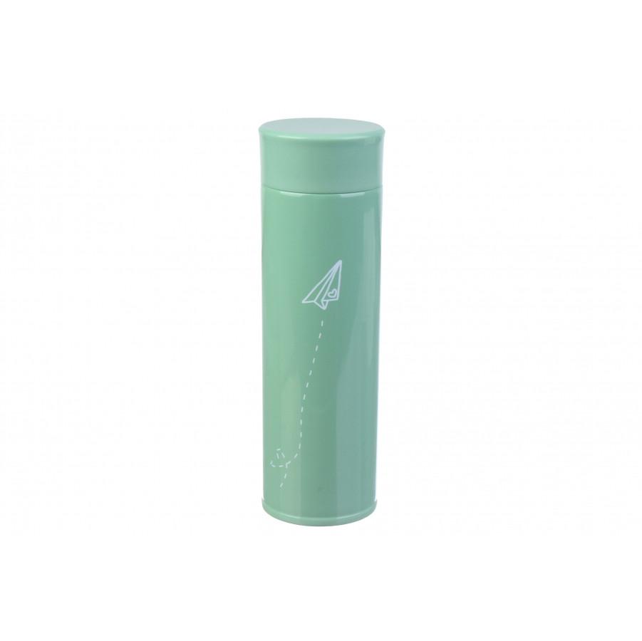 Термос 330 мл 61-3019, зеленый