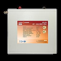 Аккумулятор LP LTO 48V - 40Ah (BMS 100A) металл