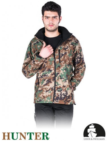 Куртка камуфляжная LH-SHELLER (размер  ХL ). LEBER & HOLLMAN