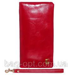 Женский кошелек из натуральной кожи JCCS (10.8x20.8 см)