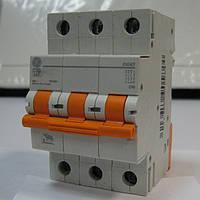 Автоматический выключатель 3р 50А General Electric