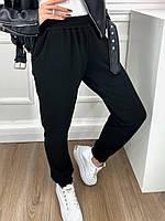 Штани спортивні однотонні жіночі (ПОШТУЧНО), фото 1