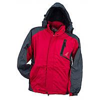 Куртка зимняя 263 RED утепленная флисом (размер  ХL ). URGENT