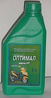 Масло моторное Оптимал Мото 2Т 1л