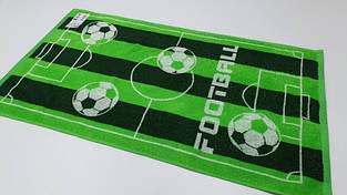 Рушник махровий ТМ Речицький текстиль, Футбольне поле 67х150 см