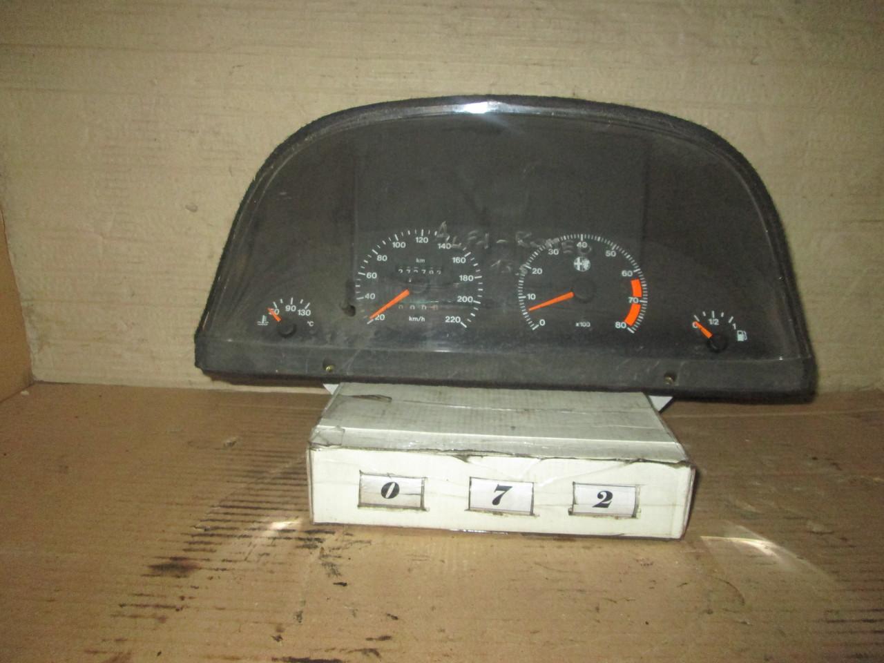 №72 Б/у Панель приладів/спідометр 60583449 для Alfa Romeo 155 1992-1998