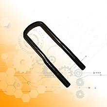 Стремянка задняя КрАЗ-6505 L=380 мм. 6505-2912408