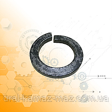 Шайба пружинная реактивного пальца КрАЗ 33,5 мм.(гровер) 345302-П29