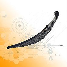 Рессора передняя КрАЗ 255Б-2902012-21