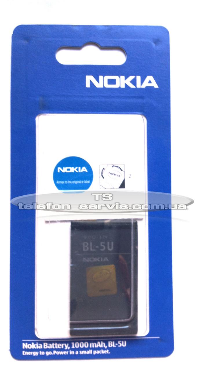 Батарея до мобільних телефонів Nokia BL-5U