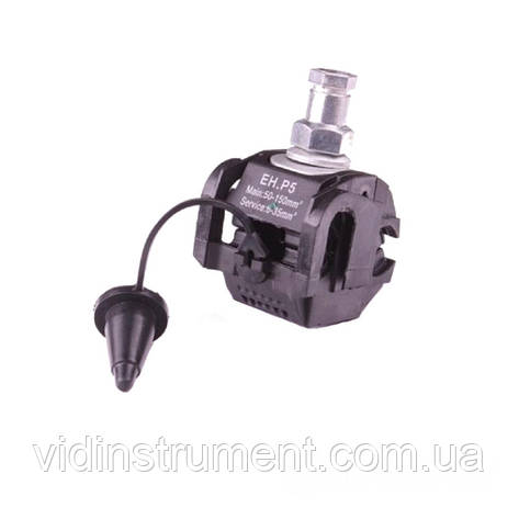 ElectroHouse Зажим прокалывающий 35-150 / 4-35 мм. EH-P.5, фото 2