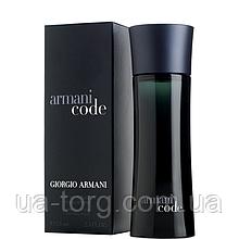 Мужская туалетная вода Giorgio Armani Code 125 мл