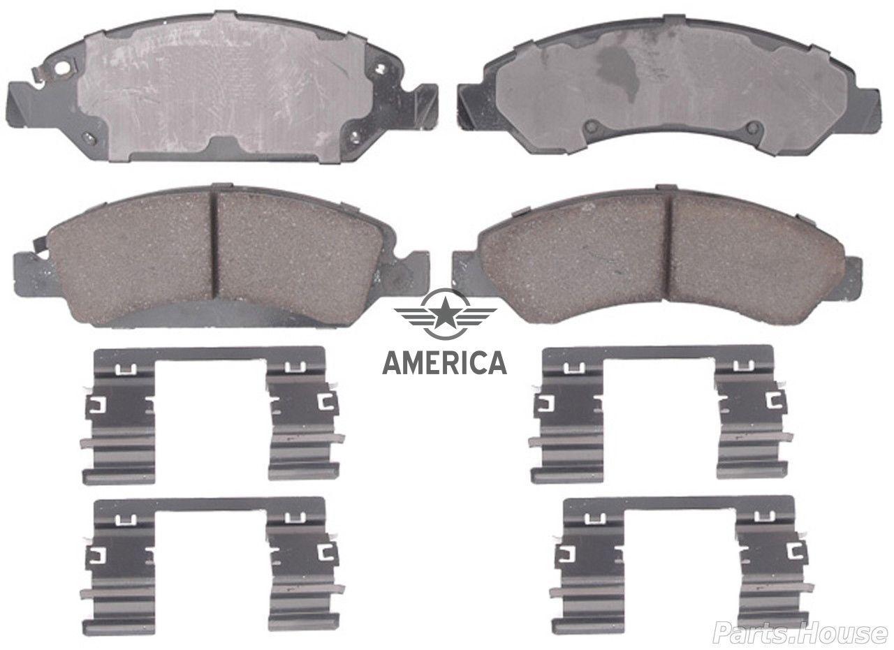 Колодки тормозные передние ACDELCO 17D1363CH Cadillac Escalade  Cadillac XTS Chevrolet Avalanche