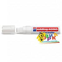 Меловой маркер белый Макси