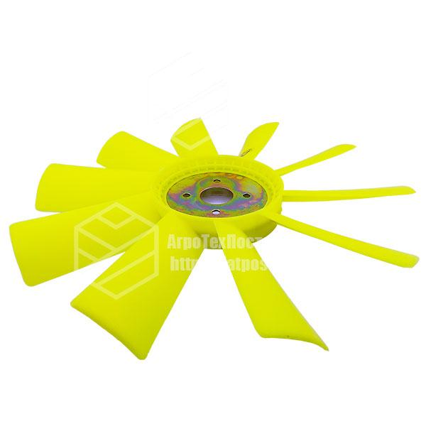 Крыльчатка вентилятора ЯМЗ-236, ЯМЗ-238 238-1308012 (пластик, d=540 мм, 10 лопастей) d=50