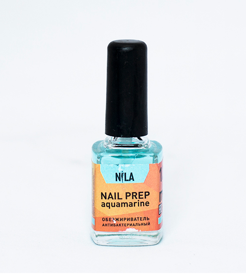 Nila Nail Prep - Аквамарин, 12 мл