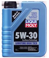 Моторное масло синтетика LIQUI MOLY 5W-30 1L Longtime High Tech для BMW , Volkswagen , Mercedes-Benz , Ford