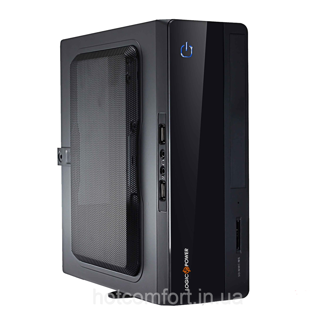 Корпус LP S101 180W 2xUSB3.0 Mini-ITX