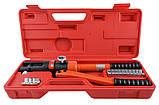 YQ-300 Ручной гидравлический пресс 10-300 кв.мм, фото 3