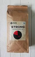 Свежеобжаренный кофе в зернах Strong 20/80 1кг