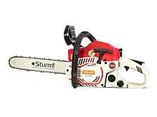 Пила цепная бензиновая Sturm 2 кВт, 355 мм GC9939